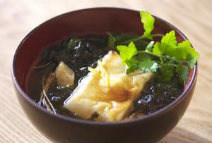 小木(おぎ)のお雑煮