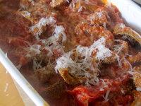鹿センマイのトマト煮4